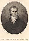 Portrait: Alexander Mackenzie