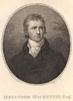 Portrait : Alexander Mackenzie