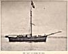 "Amundsen's ship, the ""Gjöa"""