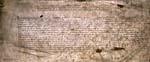 Lettre patente qu'a accordée Henri VII à John Cabot