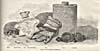 Élément graphique : Articles retrouvés enfouis avec les corps de l'équipage de John Franklin
