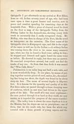 Image: Page from Hind's account of his 1857 and 1858 voyages