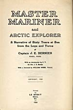 Image: Title page of Bernier's account of his voyages