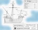 Photo : Réplique du navire de Jean Cabot