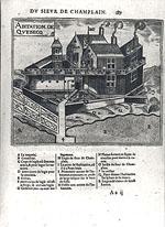 Champlain's habitation