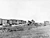 Photo of the CPR Strathmore Station, Strathmore, Alberta, 1905