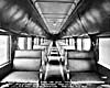 Photo of the CPR interior tourist steel car 6206. This car is a 2nd class sleeper, with a kitchen where passengers can cook their own meals, 1925