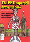 The P.E.T. Paperdoll Dress-up Book de Graham Pilsworth, 1982.