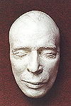Masque mortuaire de sir Wilfrid Laurier, 1919.