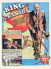"""King of Canada"", True Comics, No. 12, May 1942"