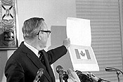 Lester B. Pearson: the flag debate, December 1964.