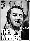Joe Clark en couverture du Time