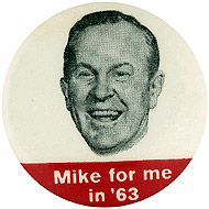 Mike for me in 63