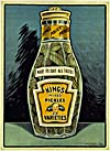 King's Mixed Pickles, c.1925.  Artist: A. G. Racey.