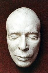 death mask of Laurier