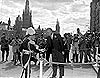 Governor General Vincent Massey and Prime Minister John Diefenbaker, May 12, 1958.